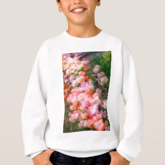 Peony Tulips in Full Bloom Sweatshirt
