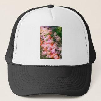 Peony Tulips in Full Bloom Trucker Hat