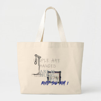 People Are Hanged, Art Is Hung Bags