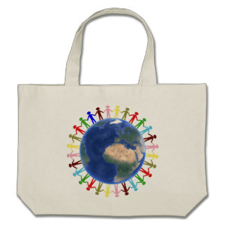 People Are People Tote Bags
