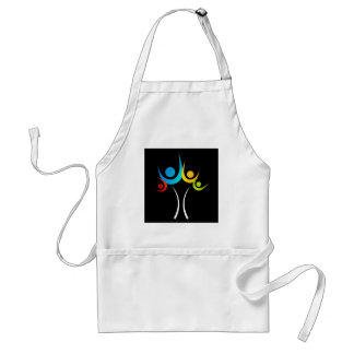 people embracing tree or nature standard apron