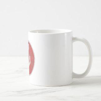People Fall Danger Mugs