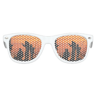 People Fishing at Breakwater Kids Sunglasses