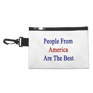 People From America Are The Best Accessory Bag