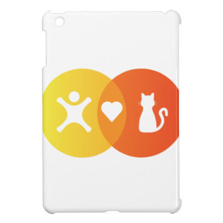 People Heart Cats Venn diagram Cover For The iPad Mini