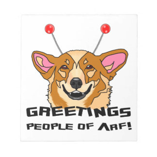 People of Arf Notepad