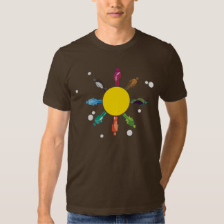 People of the world t-shirt
