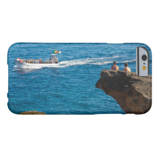 People on an islet barely there iPhone 6 case
