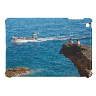People on an islet iPad mini case
