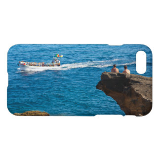 People on an islet iPhone 8/7 case