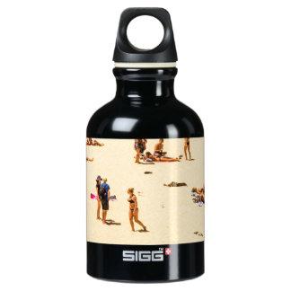 People On Beach Sandy SIGG Traveller 0.3L Water Bottle