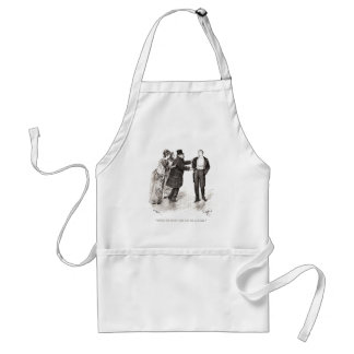 People One Knows Take One For A Butler Standard Apron
