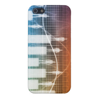 People Standing on a Bar Chart with Different Leve Case For The iPhone 5