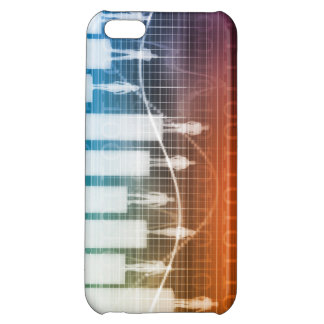 People Standing on a Bar Chart with Different Leve iPhone 5C Cover