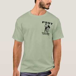 People Stopping Syphilis Today T-Shirt