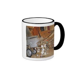 People touring National Museum of Naval Aviation Mug
