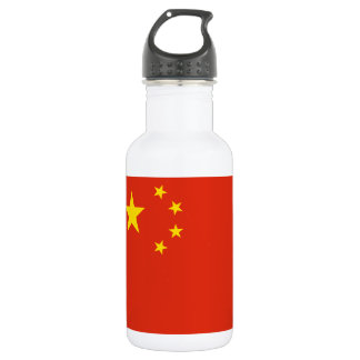 People's Republic of China National World Flag 532 Ml Water Bottle