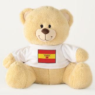 People's Republic of China Teddy Bear