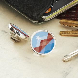 Peoria Flag Pin