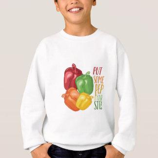 Pep In Step Sweatshirt
