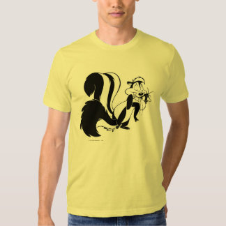 Pepe Le Pew and Penelope Tees