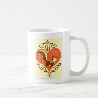 Pepe Locksmith of Love! Basic White Mug