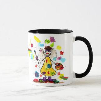 Pepita angel mug
