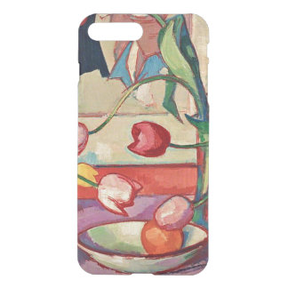Peploe - Tulips, The Blue Jug iPhone 8 Plus/7 Plus Case
