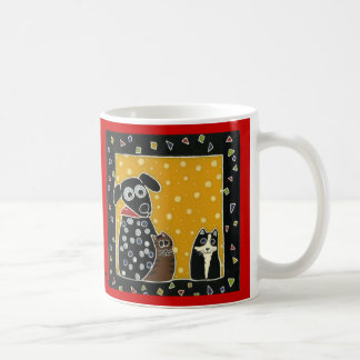 Pepper and Friends Coffee Mug