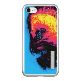 pepper and plastic silenced incipio DualPro shine iPhone 8/7 case