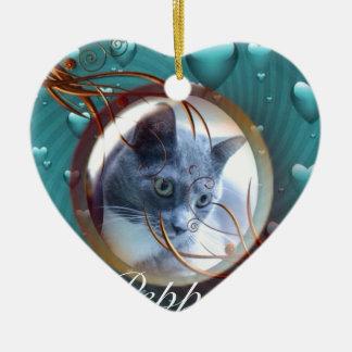 Pepper Ceramic Heart Decoration