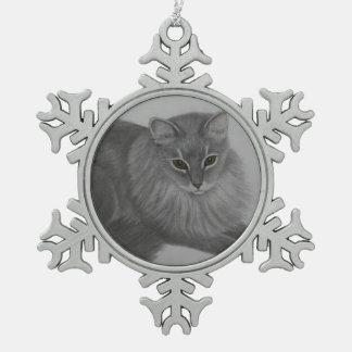 Pepper Pewter Ornament