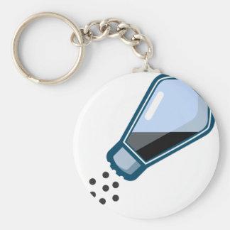 Pepper Shaker Key Ring
