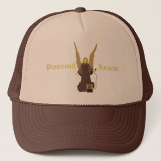 Peppermill Angel Karaoke Hat - Customized