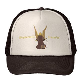 Peppermill Angel Karaoke Hat - Customized