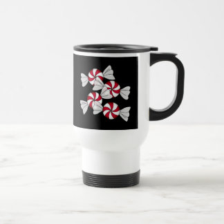 Peppermint Candies Coffee Mugs