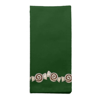 Peppermint Candy Cloth Napkins