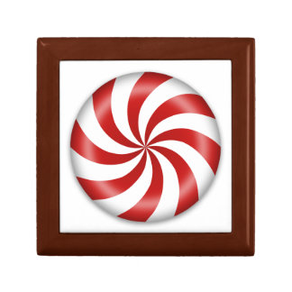 Peppermint Candy Gift Box