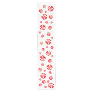 Peppermint Candy Holiday Table Runner