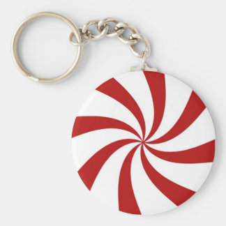 Peppermint Candy - keychain