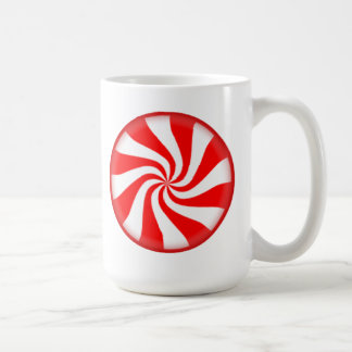 Peppermint Candy Mugs