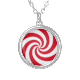 Peppermint Candy Necklaces
