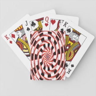 Peppermint Candy... Poker Deck