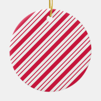 Peppermint Christmas Candy Ornament