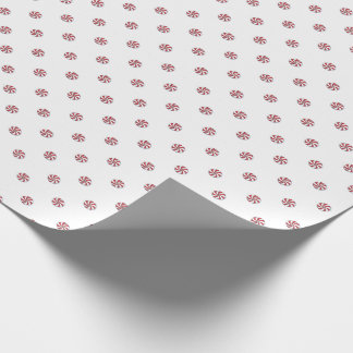 Peppermint Joy Wrapping Paper