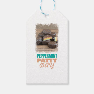 Peppermint Patty Day - Appreciation Day Gift Tags