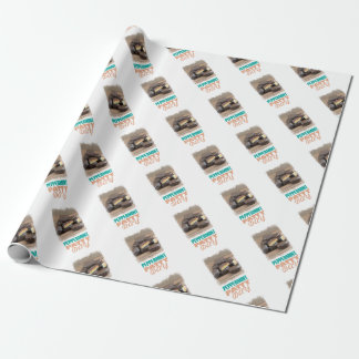 Peppermint Patty Day - Appreciation Day Wrapping Paper