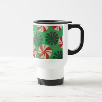 Peppermint Swirl Candy Coffee Mug