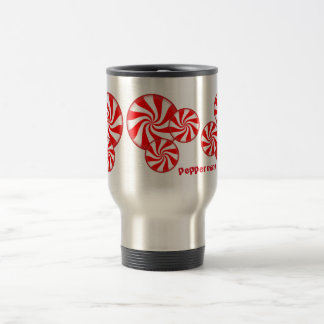 PEPPERMINT TRAVEL MUG