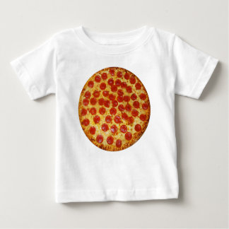 Pepperoni Pizza Baby T-Shirt